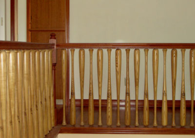 Handrails-spindles-newel posts-Sunbury