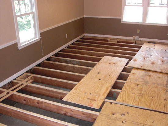 Install Laminate Wood Flooring On Concrete Slab