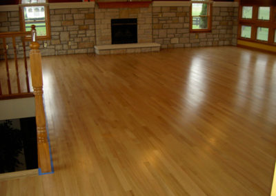 Rift and quartersawn red oak