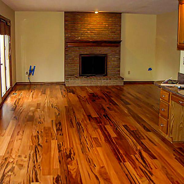 Hardwood Flooring Installation 1