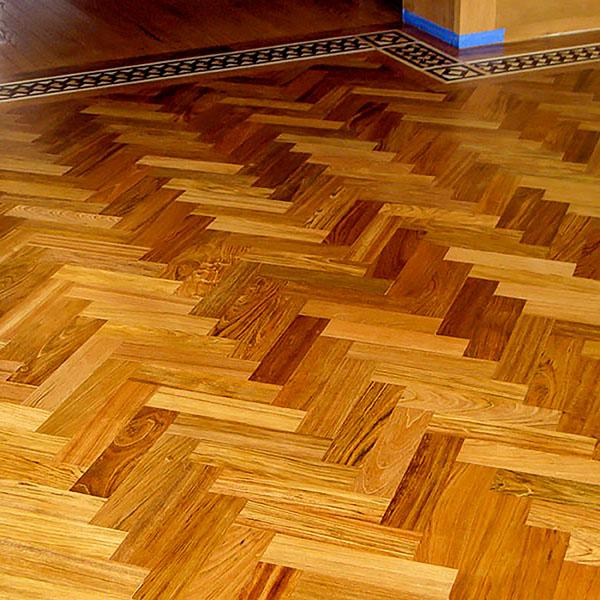 Hardwood Flooring Installation 5